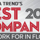 Florida's Best Companies 2017
